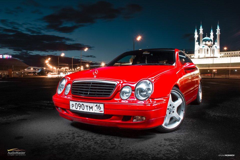 Mercedes-Benz CLK 3.2 W208 KLEEMANN (31)