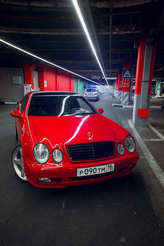 Mercedes-Benz CLK 3.2 W208 KLEEMANN (34)