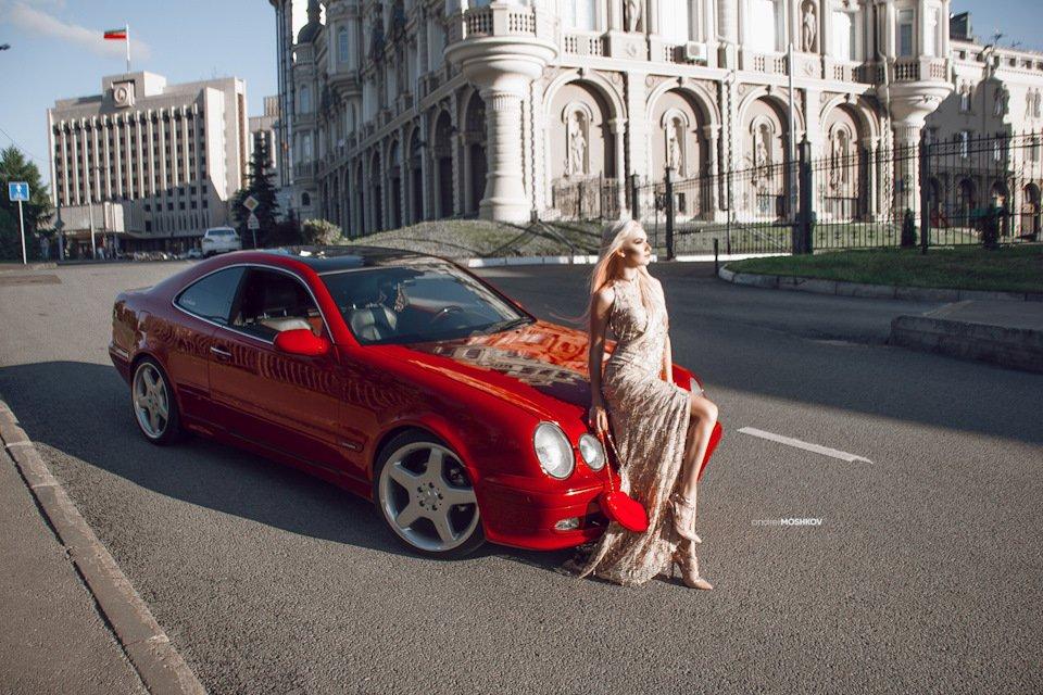 Mercedes-Benz CLK 3.2 W208 KLEEMANN (36)