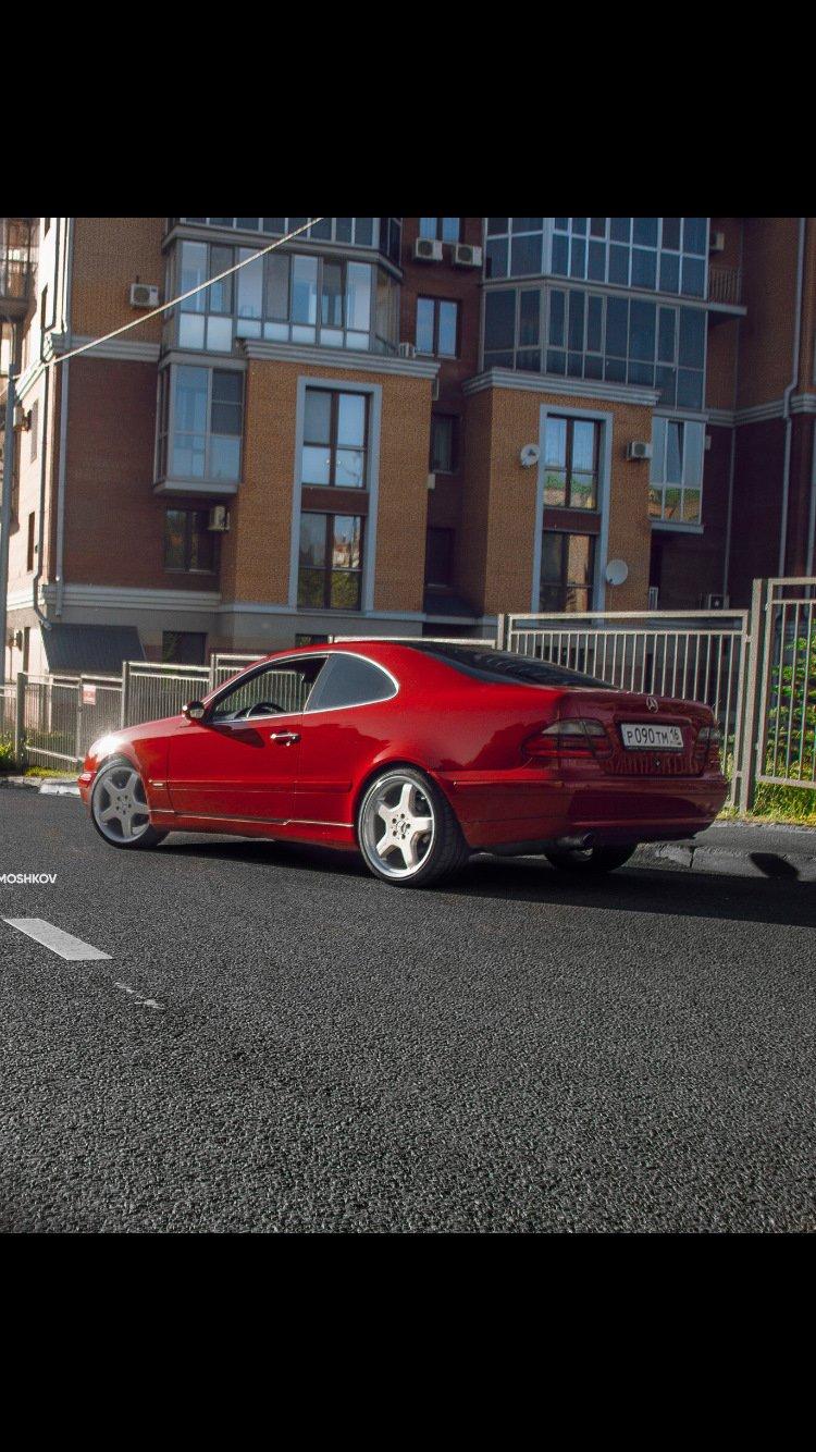 Mercedes-Benz CLK 3.2 W208 KLEEMANN (37)