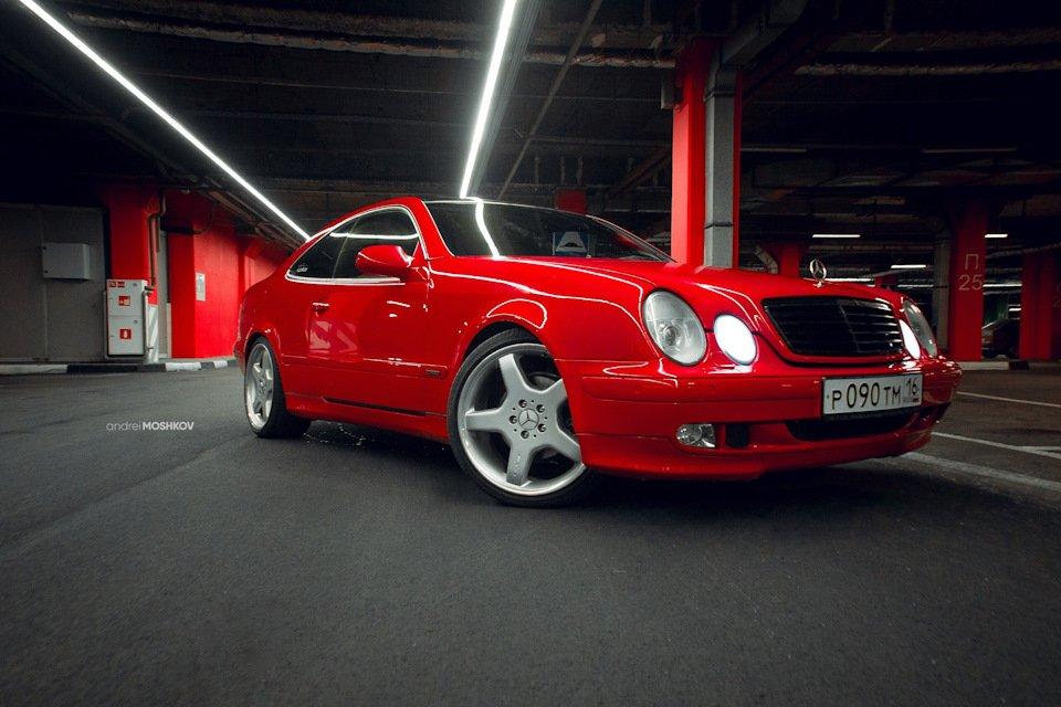 Mercedes-Benz CLK 3.2 W208 KLEEMANN (3)