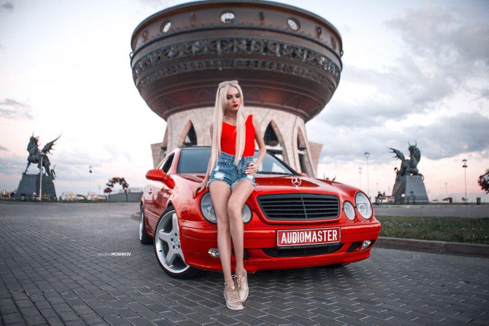 Mercedes-Benz CLK 3.2 W208 KLEEMANN (62)