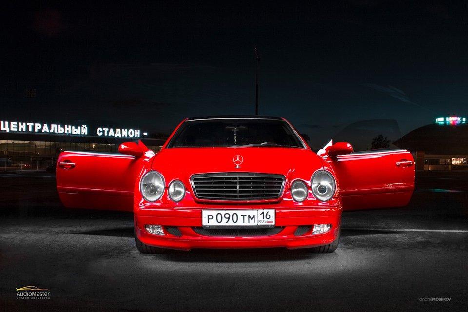 Mercedes-Benz CLK 3.2 W208 KLEEMANN (63)