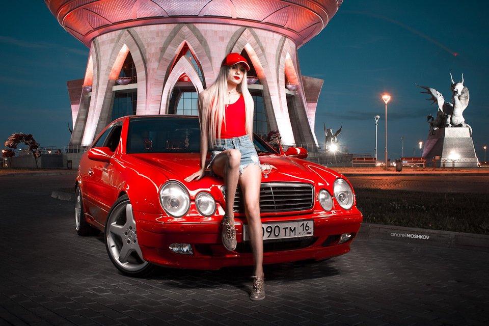 Mercedes-Benz CLK 3.2 W208 KLEEMANN (69)