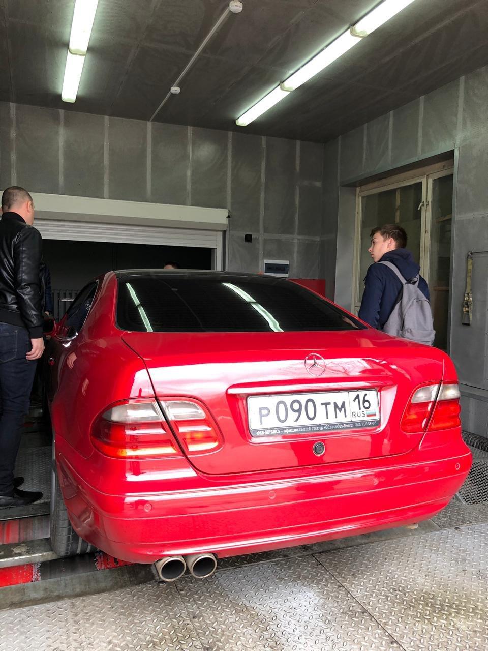 Mercedes-Benz CLK 3.2 W208 KLEEMANN (71)