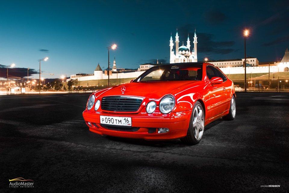 Mercedes-Benz CLK 3.2 W208 KLEEMANN (73)