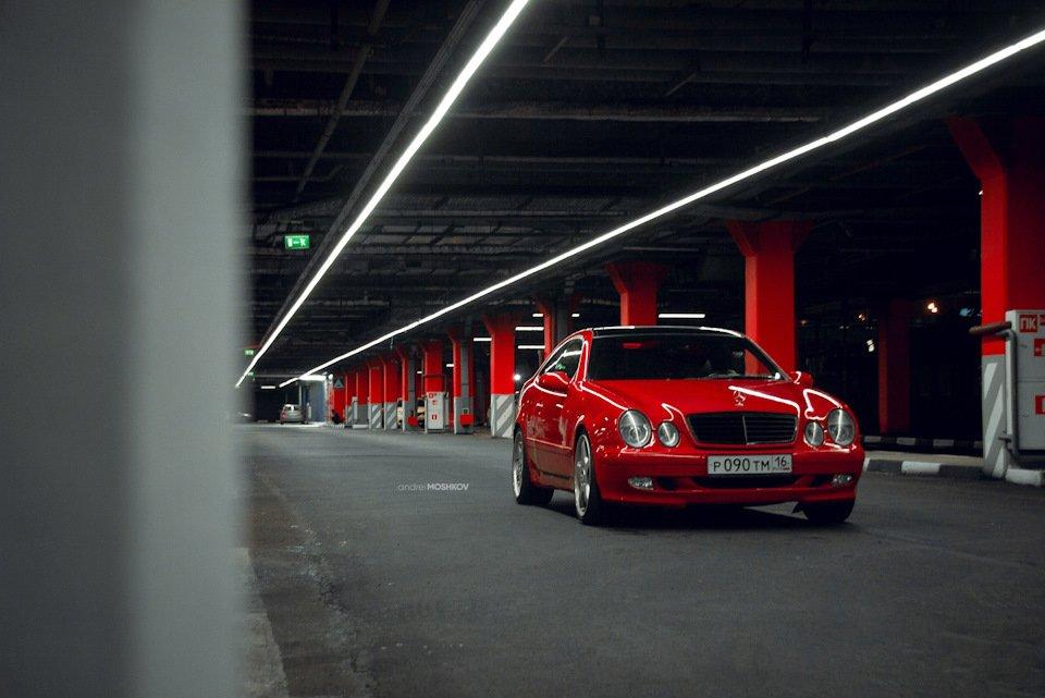 Mercedes-Benz CLK 3.2 W208 KLEEMANN (75)