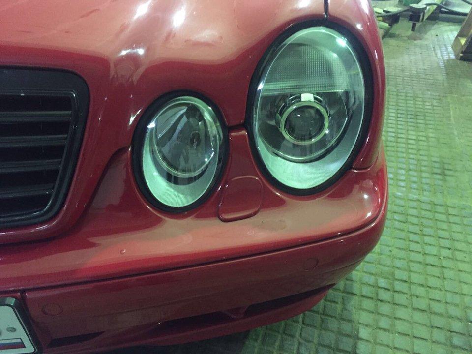 Mercedes-Benz CLK 3.2 W208 KLEEMANN (77)