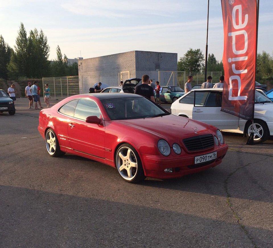 Mercedes-Benz CLK 3.2 W208 KLEEMANN (88)