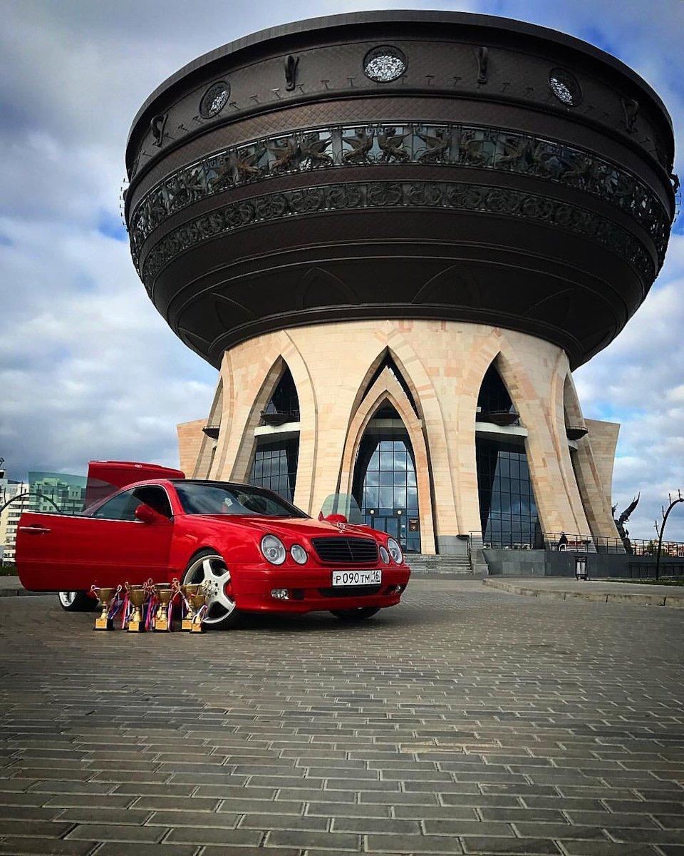 Mercedes-Benz CLK 3.2 W208 KLEEMANN (91)