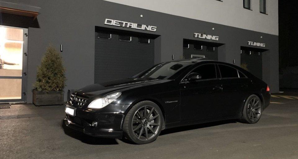 Mercedes-Benz CLS55 AMG (11)