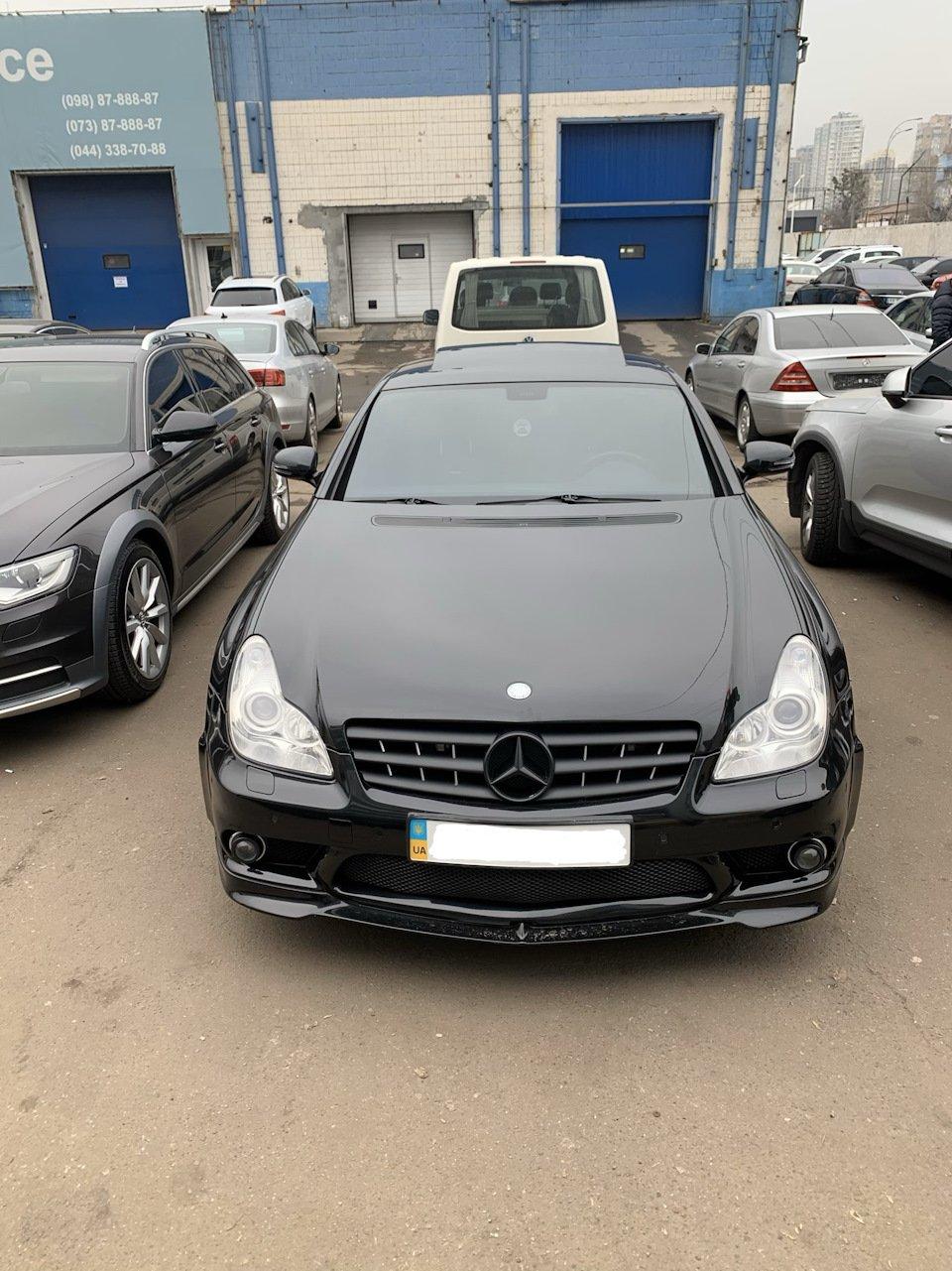 Mercedes-Benz CLS55 AMG (2)
