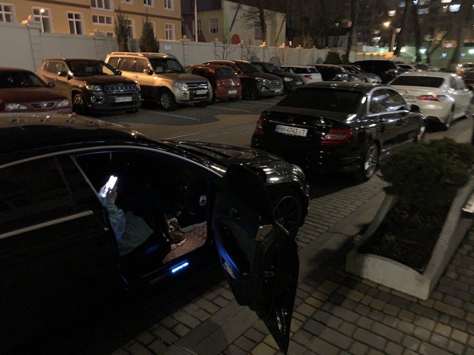 Mercedes-Benz CLS55 AMG (4)