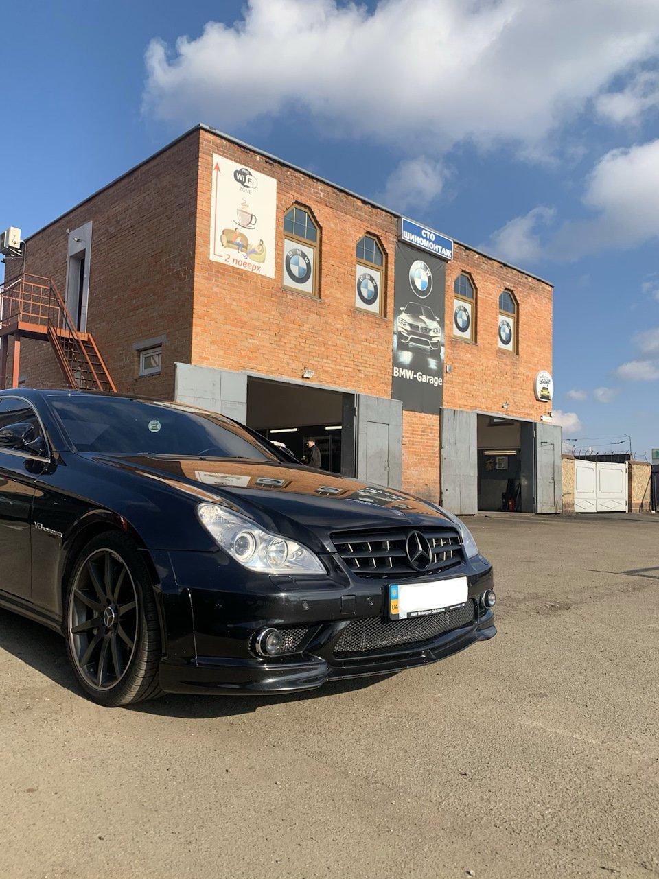 Mercedes-Benz CLS55 AMG (5)