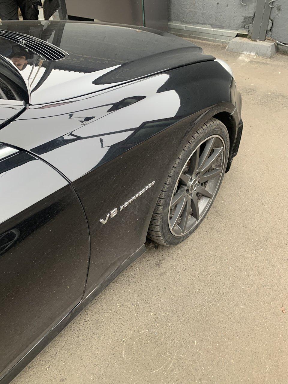 Mercedes-Benz CLS55 AMG (8)