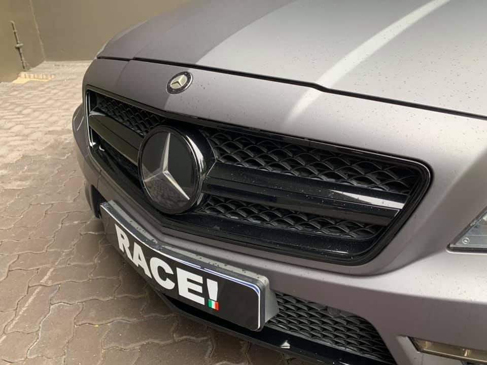 Mercedes-Benz CLS63 AMG W218 (1)