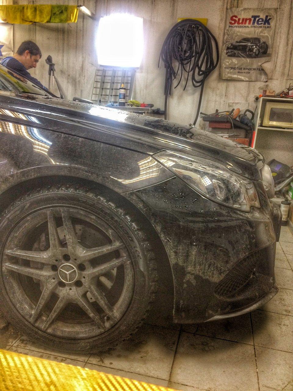Mercedes-Benz E-class Coupe (C207) (23)