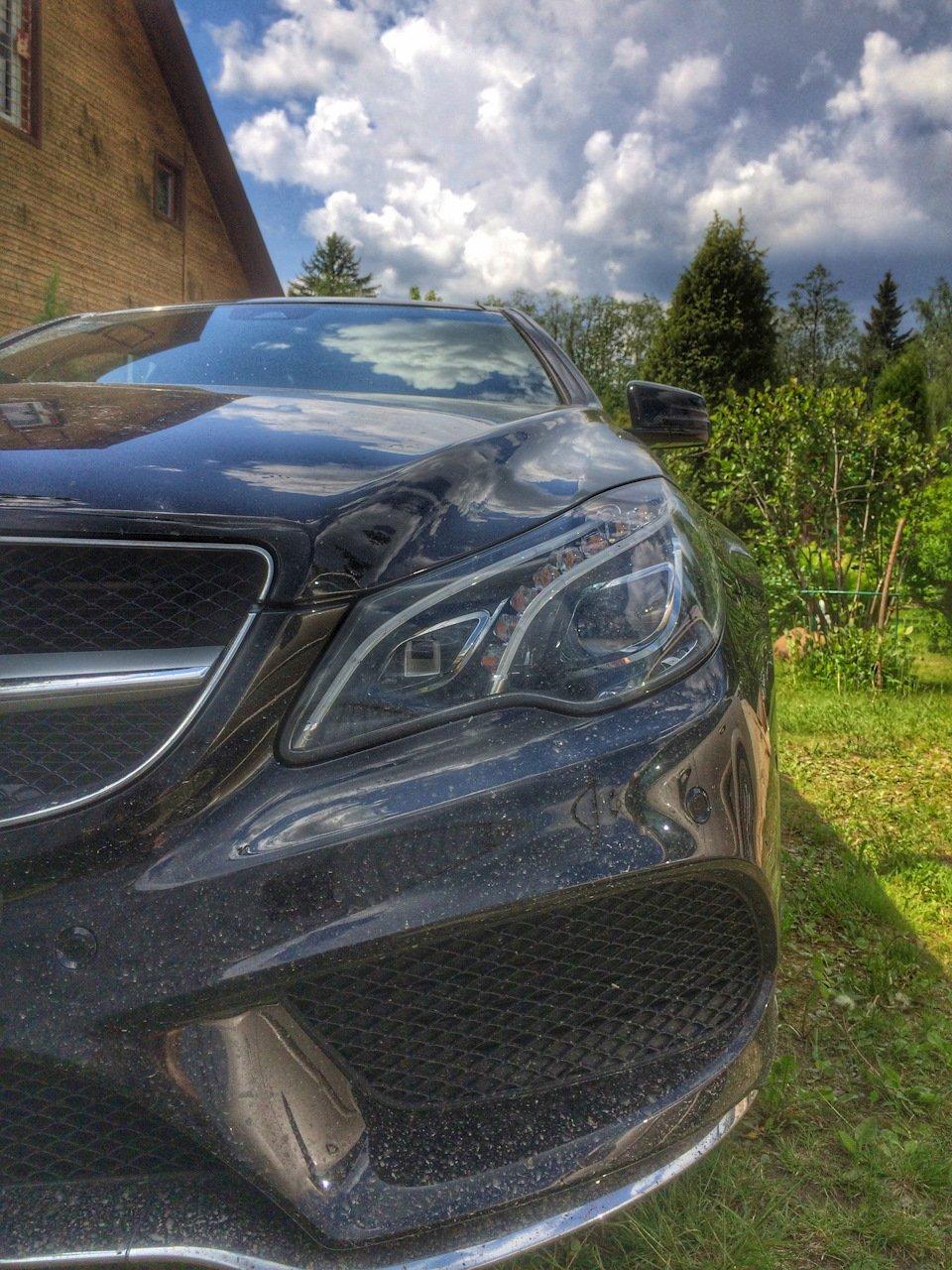 Mercedes-Benz E-class Coupe (C207) (29)