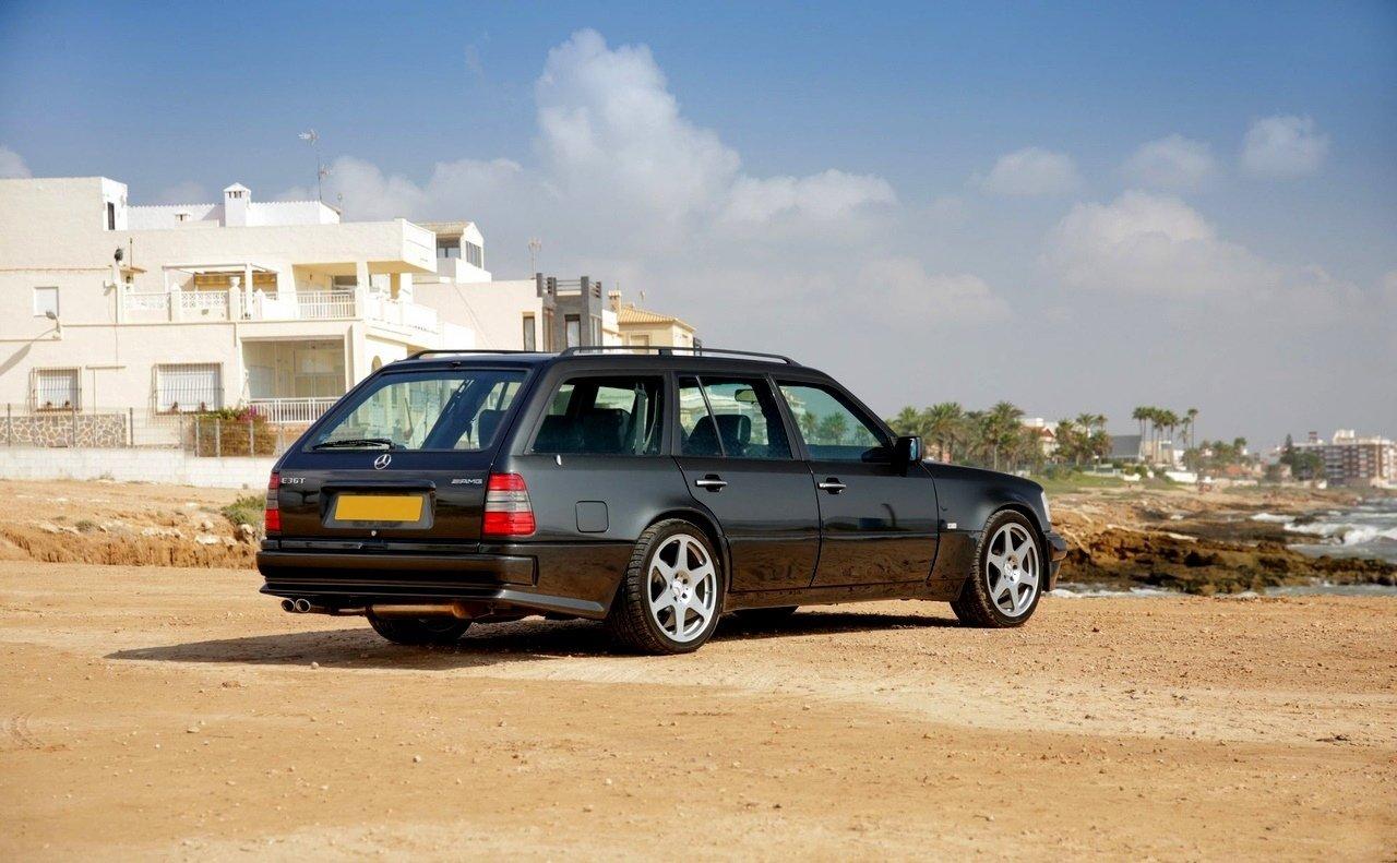 Mercedes-Benz E36 AMG W124 T-Wagon (2)