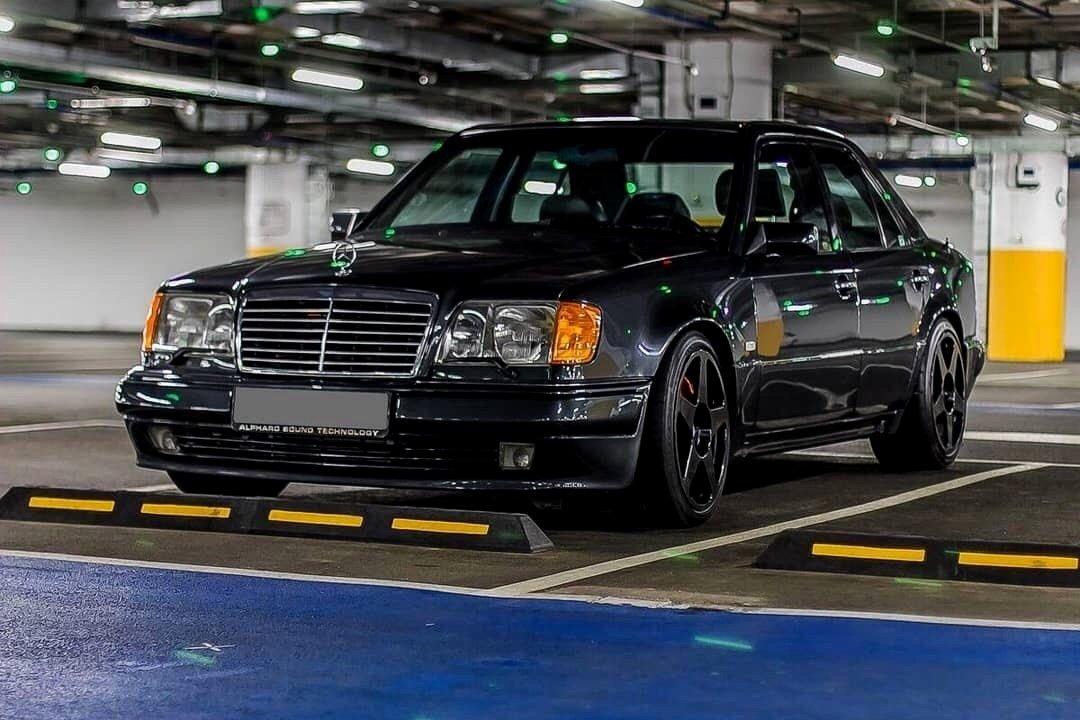 Mercedes-Benz E500 W124 (3)