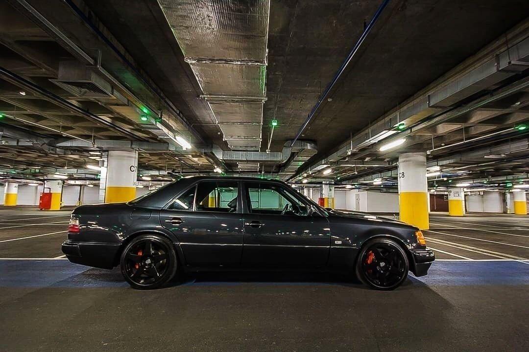 Mercedes-Benz E500 W124 (5)