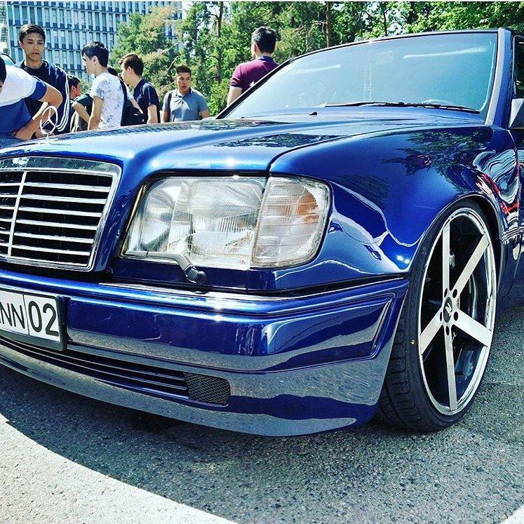 Mercedes-Benz E55 AMG W124 Kompressor (12)