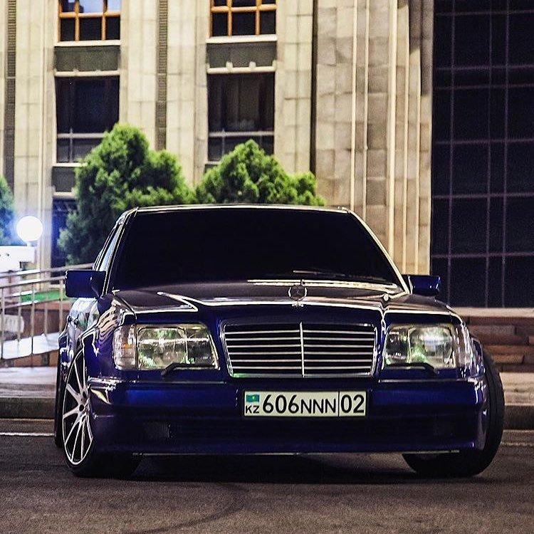 Mercedes-Benz E55 AMG W124 Kompressor (24)