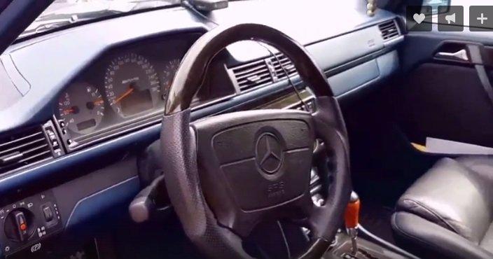 Mercedes-Benz E55 W124 Kompressor (12)