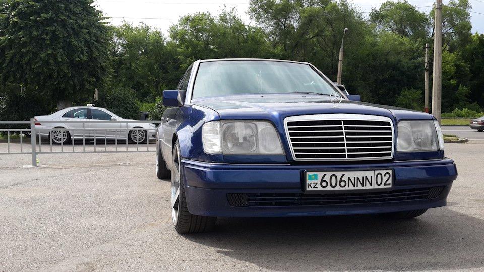 Mercedes-Benz E55 W124 Kompressor (16)