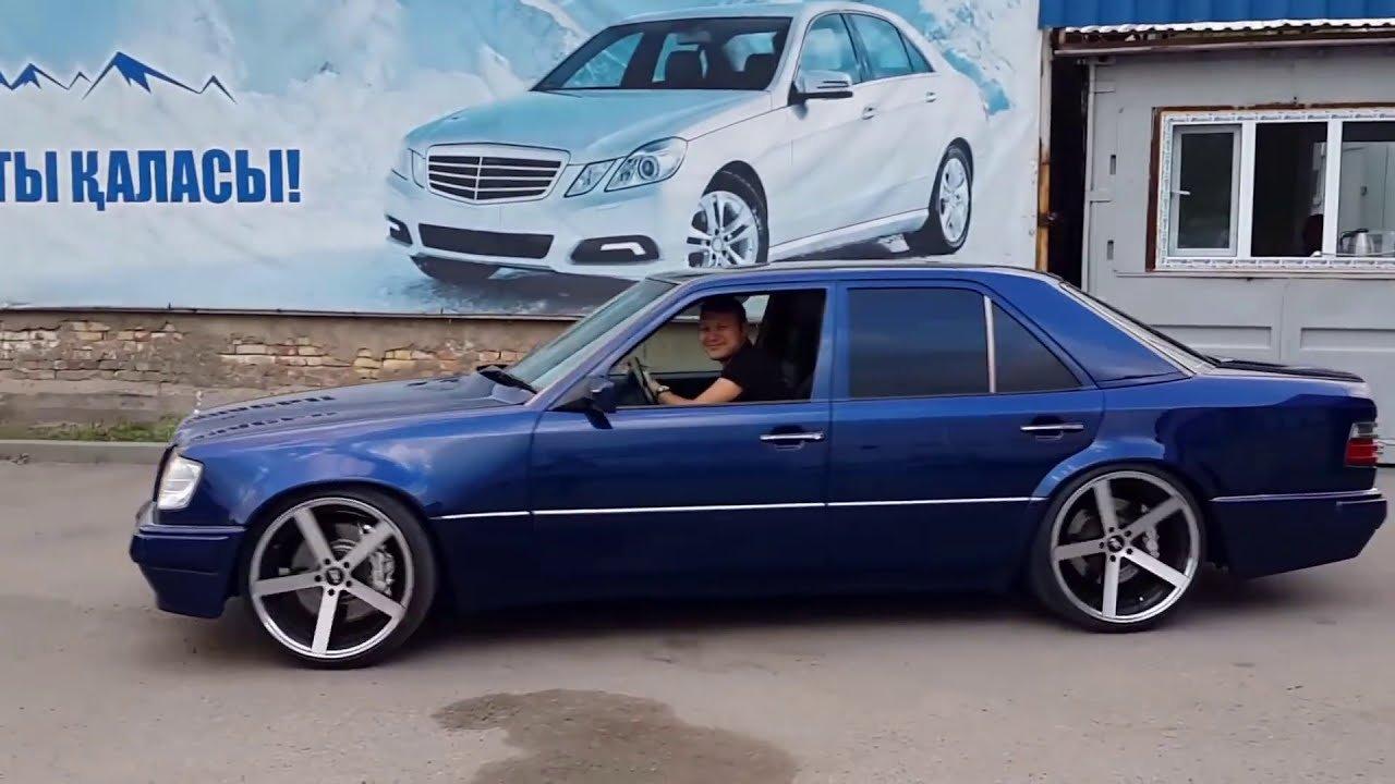 Mercedes-Benz E55 W124 Kompressor (18)
