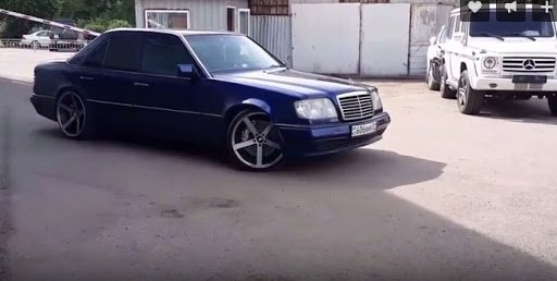 Mercedes-Benz E55 W124 Kompressor (20)