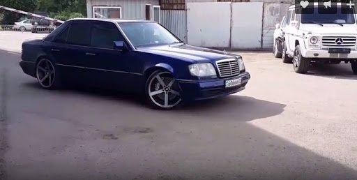 Mercedes-Benz E55 W124 Kompressor (20)