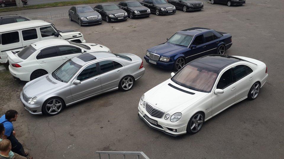 Mercedes-Benz E55 W124 Kompressor (2)