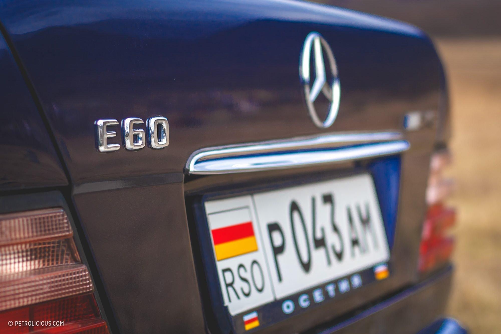 Mercedes-Benz E60 AMG W124 (12)