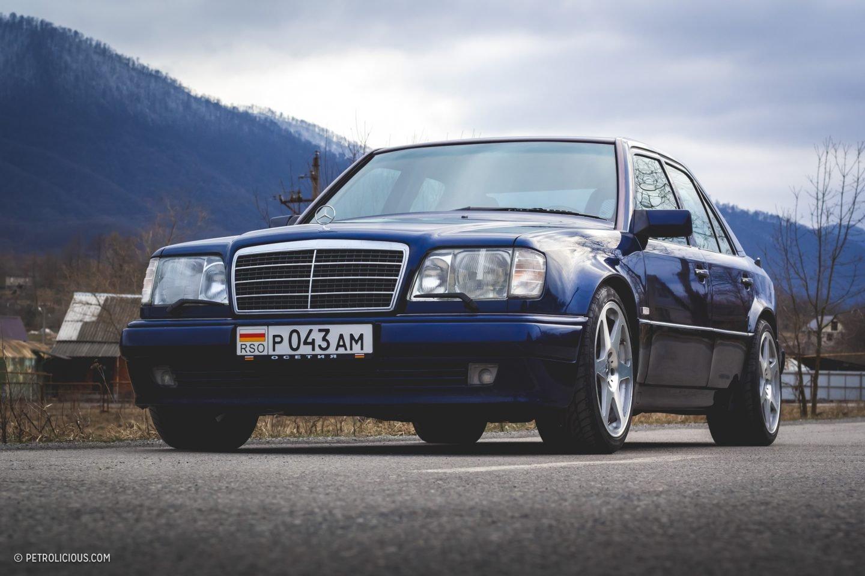 Mercedes-Benz E60 AMG W124 (13)