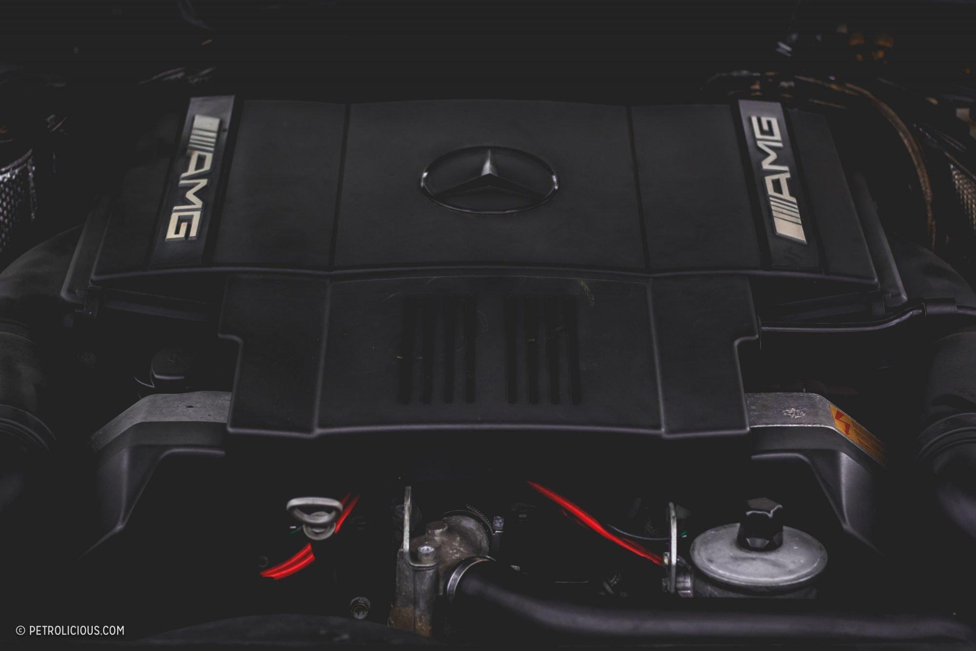 Mercedes-Benz E60 AMG W124 (24)