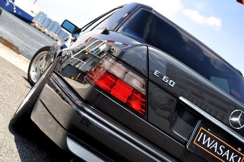 Mercedes-Benz E60 AMG W124 (3)