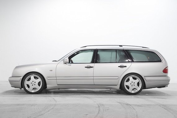 Mercedes-Benz E60 AMG W210 1998 Estate (1)