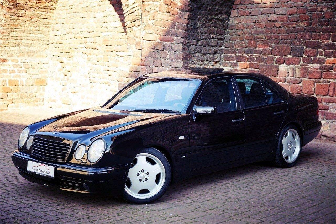 Mercedes-Benz E60 AMG W210 Limited Edition1997 (4)