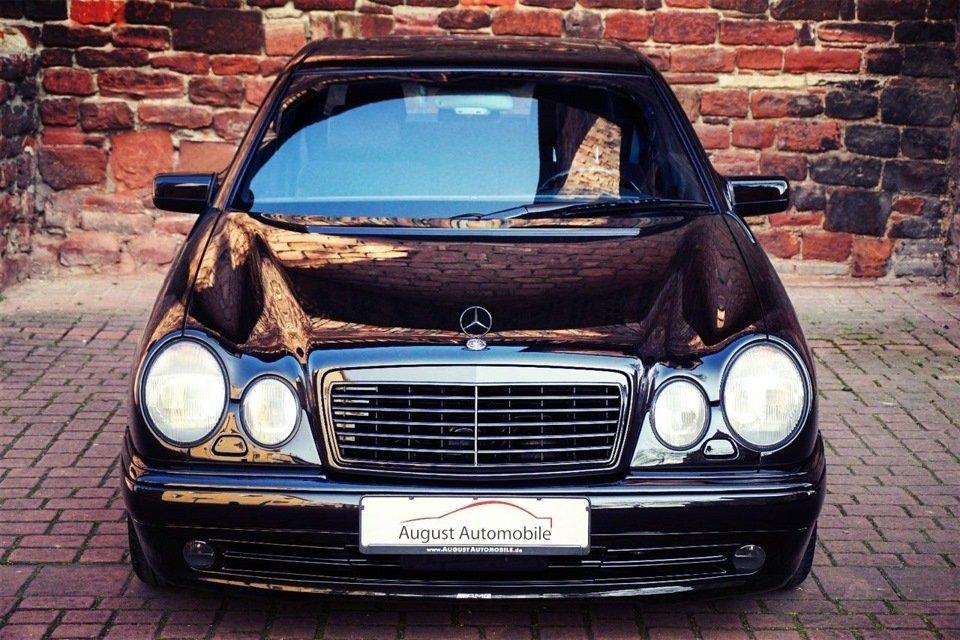 Mercedes-Benz E60 AMG W210 Limited Edition1997 (6)