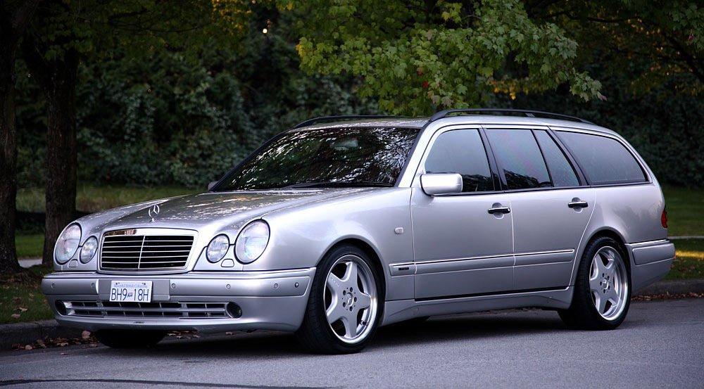 Mercedes-Benz E60 AMG W210 T-model (3)