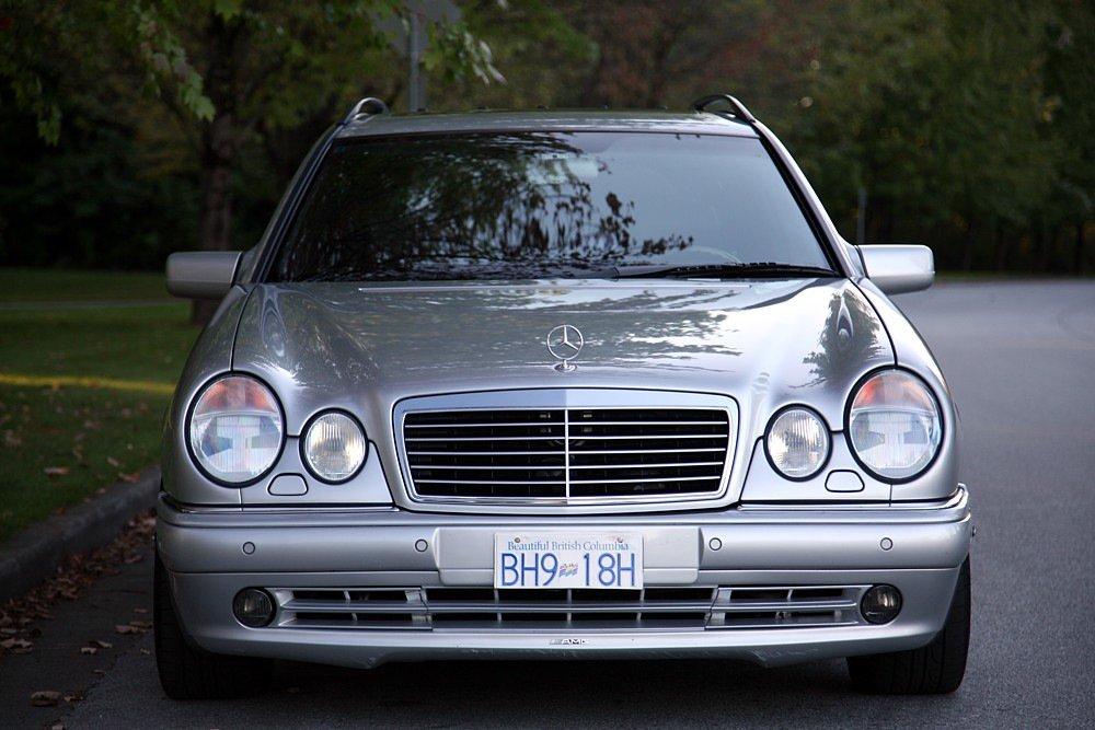 Mercedes-Benz E60 AMG W210 T-model (5)
