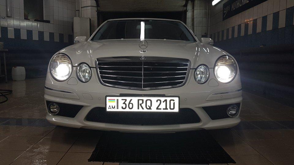 Mercedes-Benz E63 AMG W211 (13)