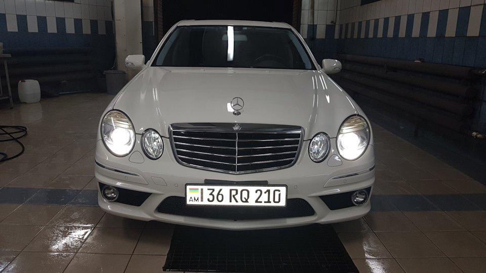 Mercedes-Benz E63 AMG W211 (6)