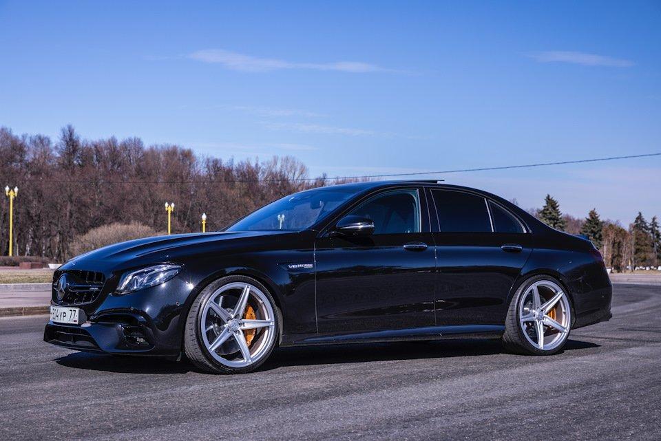 Mercedes-Benz E63 AMG (W213) (15)