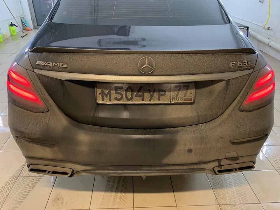Mercedes-Benz E63 AMG (W213) (22)