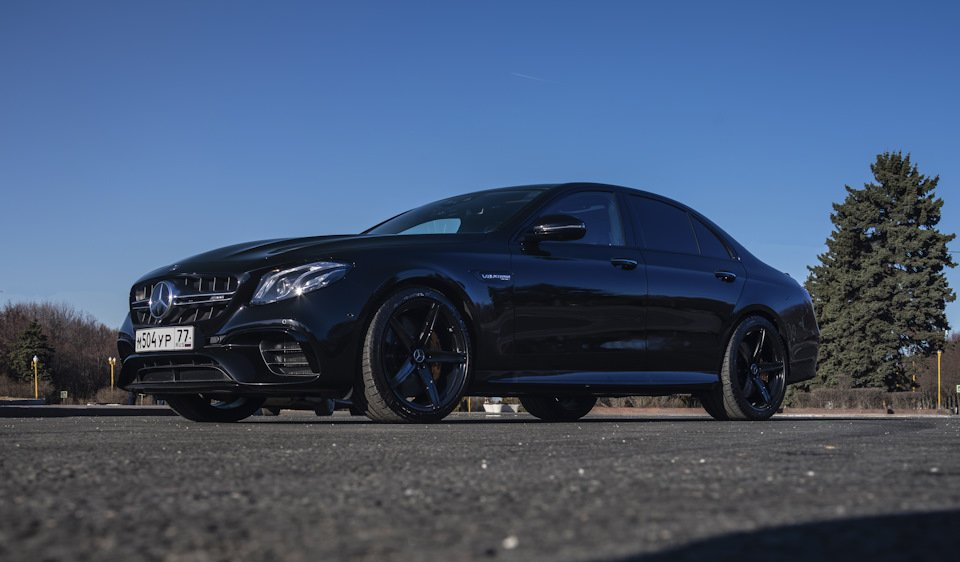 Mercedes-Benz E63 AMG (W213) (25)