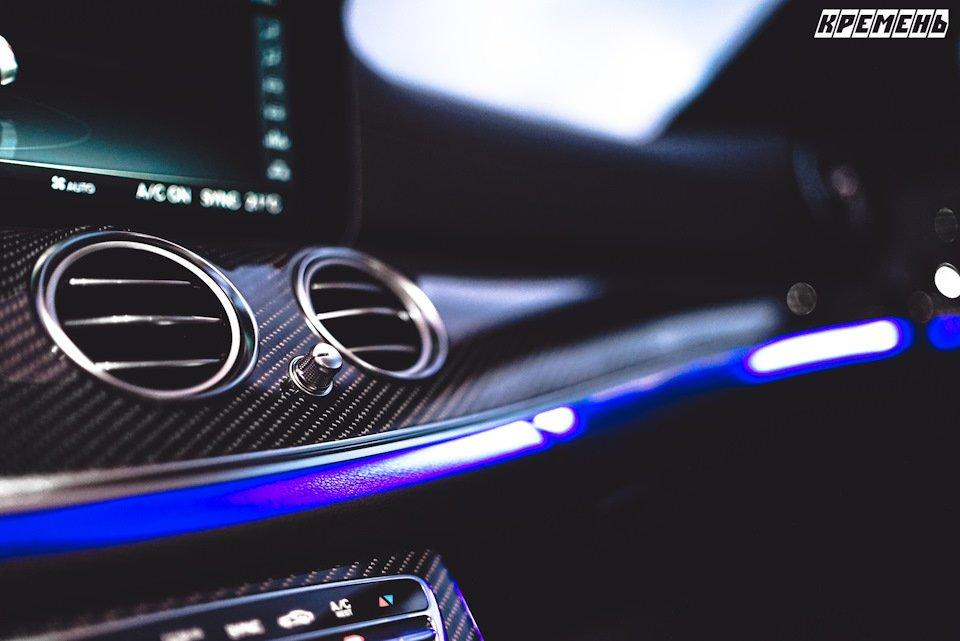 Mercedes-Benz E63 AMG W213 (2)