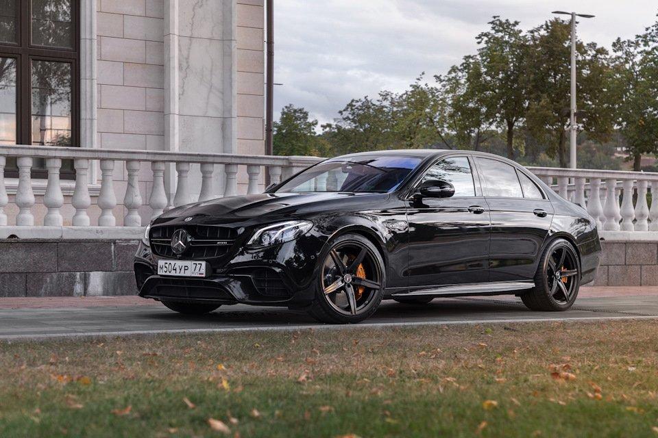 Mercedes-Benz E63 AMG (W213) (2)