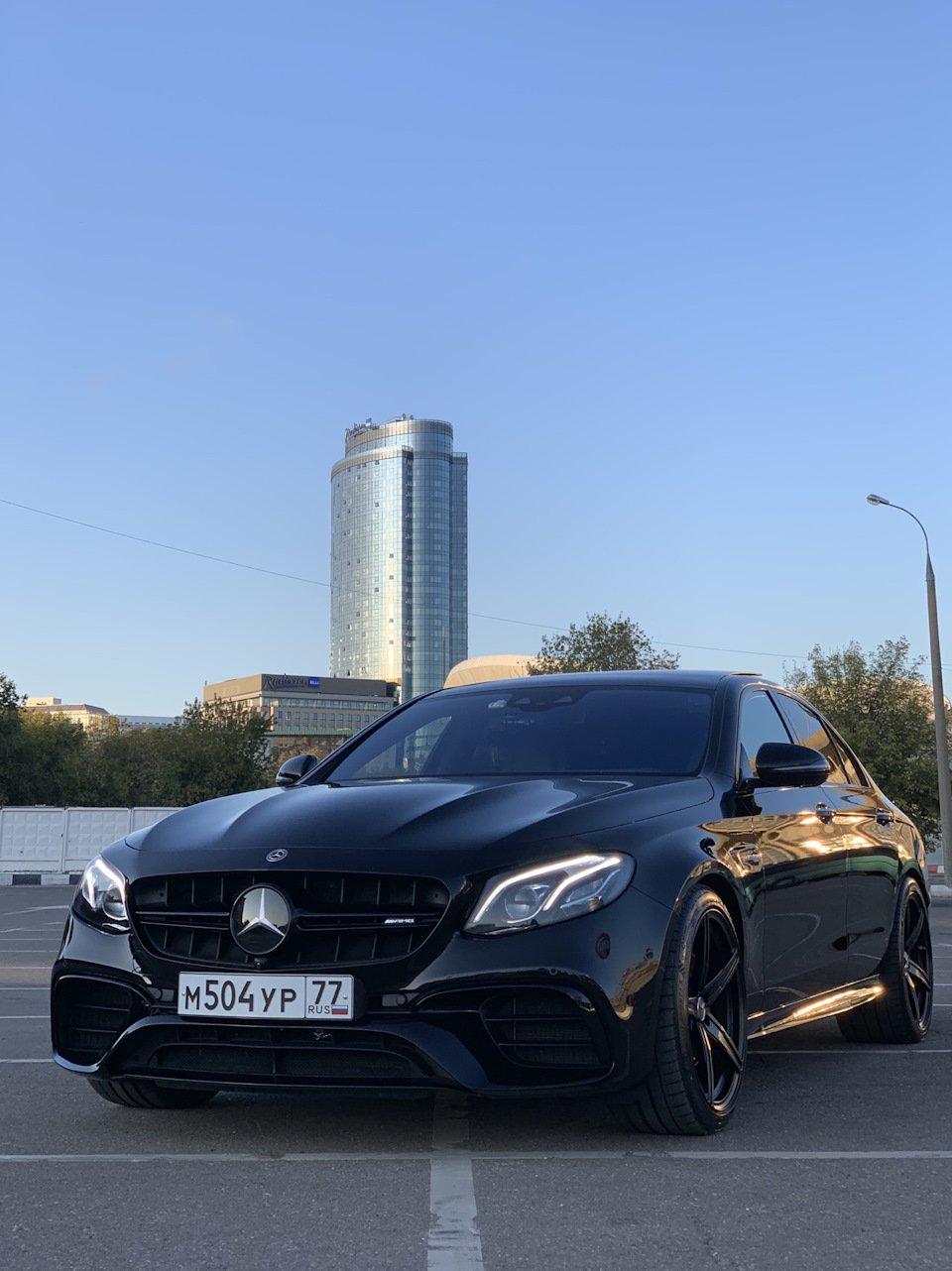 Mercedes-Benz E63 AMG (W213) (35)